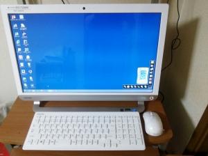 ディスクトップパソコン