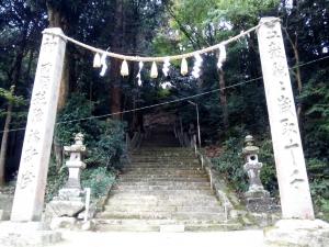 岩部神社2