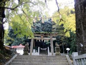 岩部神社1