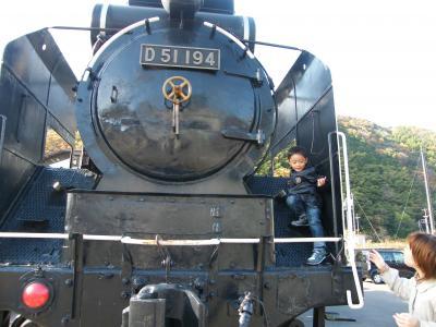 津和野駅D51