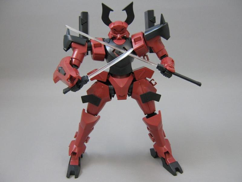 武士 素組み 剣2