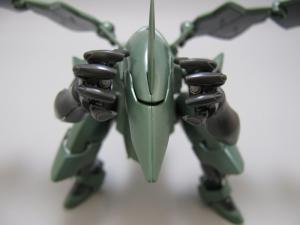 ダナジン 素組み 竜1