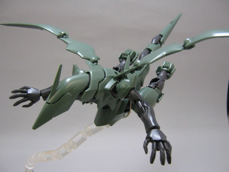 ダナジン 素組み 竜3