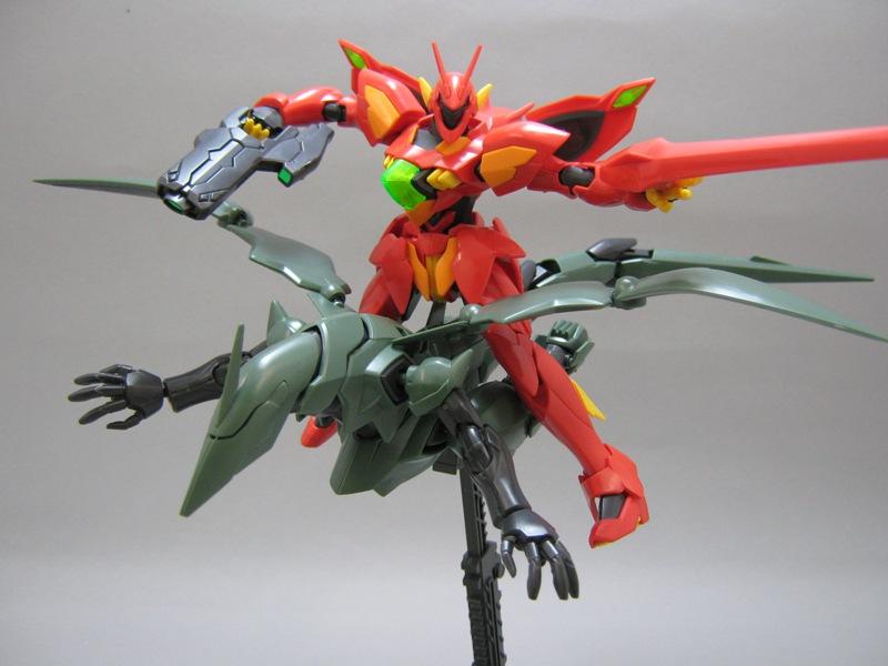 ダナジン 素組み 竜6