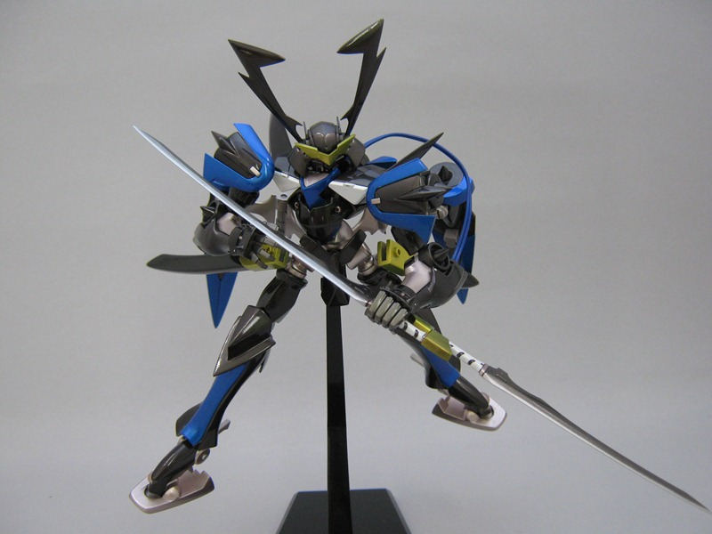 スサノオ 完成 合体剣1