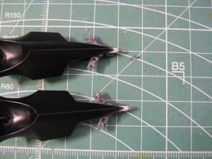 スサノオ 製作8 砲身7