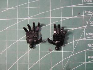 スサノオ 製作9 平手指6