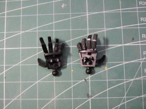 スサノオ 製作9 平手指7