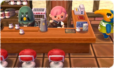 喫茶店アルバイト