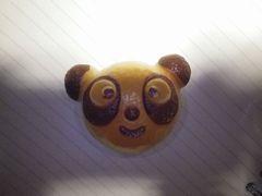[写真]パンのパンダのおもちゃ