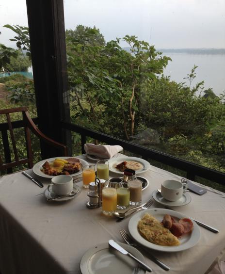 3日目の朝食1
