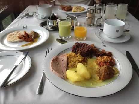 3日目の朝食2