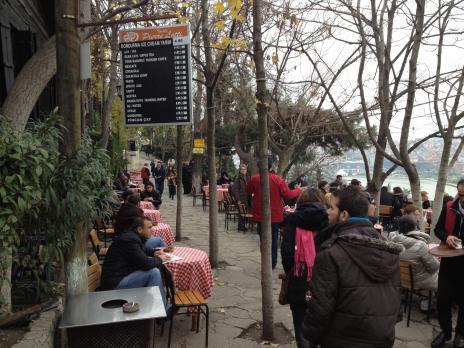 山のカフェ4