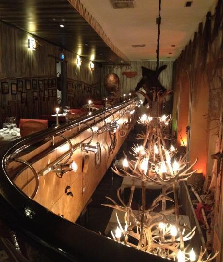 ラップランドレストラン(2階)