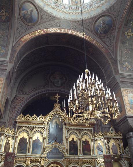 大聖堂の中3