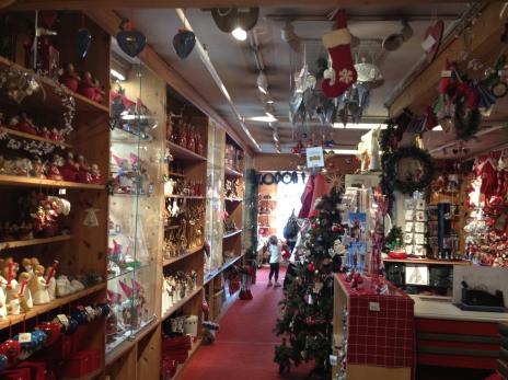 クリスマス店1