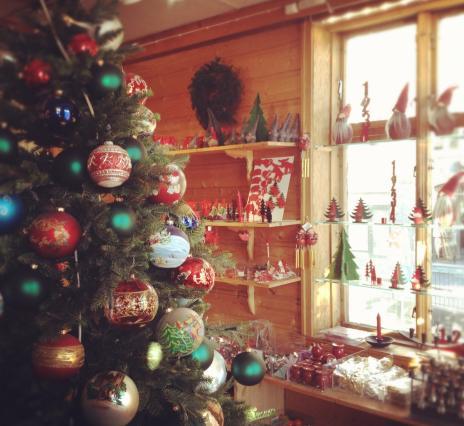 クリスマス店2