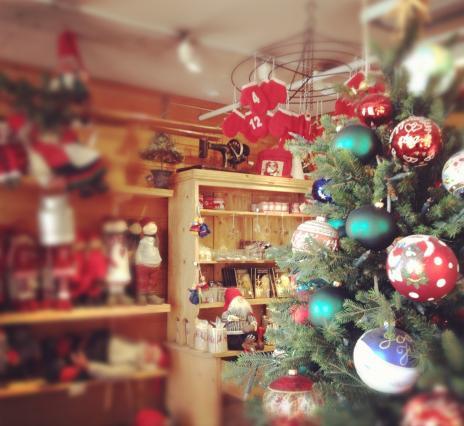 クリスマス店3