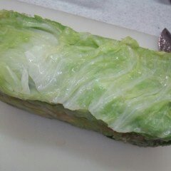 夏野菜のジュレ全形