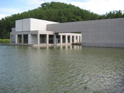 土門拳記念建物