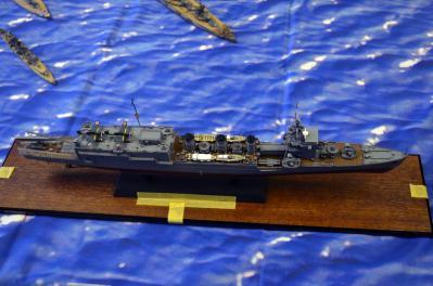 艦船模型3