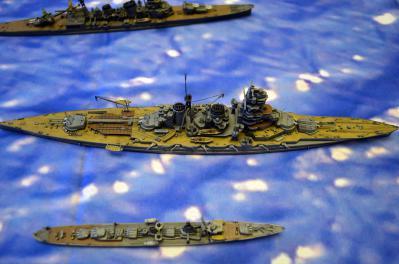 艦船模型9