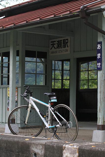 岡山県 備前市 片鉄ロマン街道 柵原ふれあい鉱山公園。レトロ車両