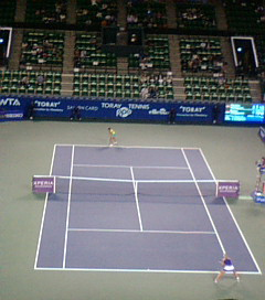 パン・パシフィック・テニス