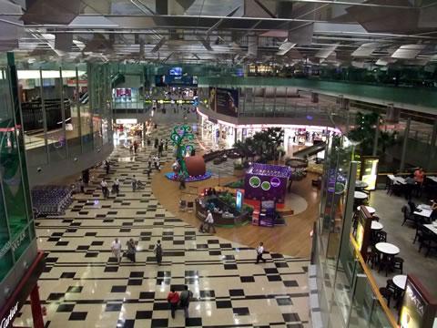 ③チャンギ空港