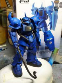 FW GUNDAM STANDart:MS-07B グフ