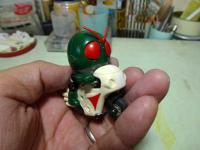 SD 仮面ライダー1号 サイクロン号