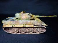 ハセガワ ミニボックスシリーズ 1/72 6号戦車 タイガーⅠ型