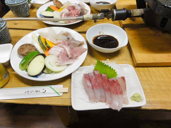 121007-13なぎ夕食