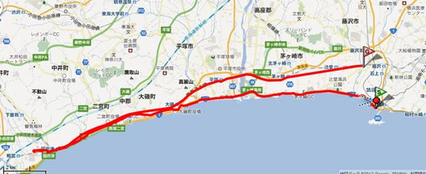 121110-00江ノ島~国府津30km