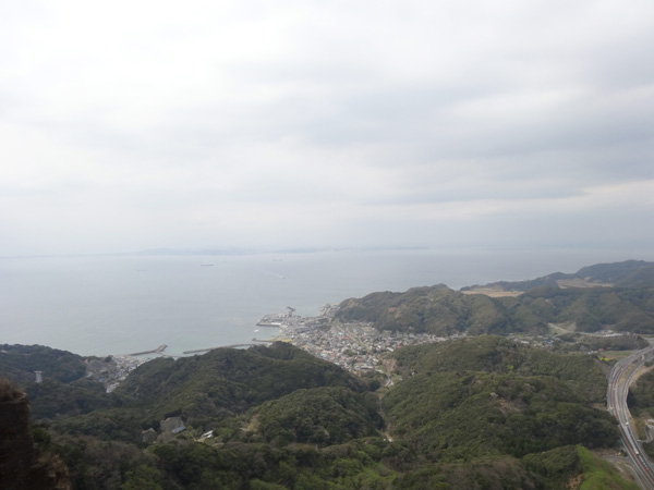 130323_06鋸山からの眺望