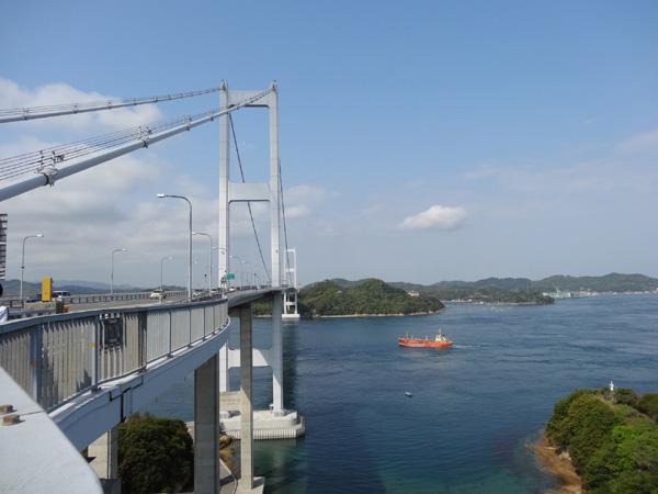 130503_04241現像_来島海峡大橋からの眺め