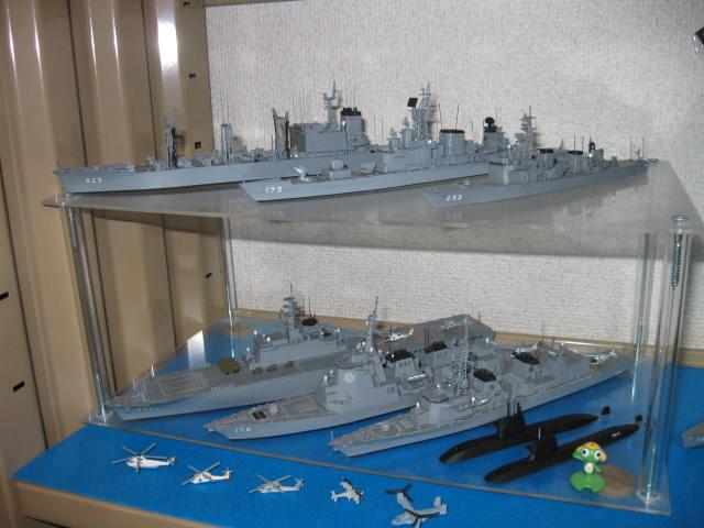 海自艦艇 旧作の1 201205