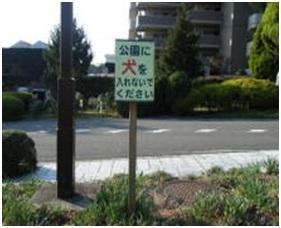 愛媛県松山総合公園とは?虐待をあおる看板が数々!石を投げられ死んだ白猫や両耳をそがれた猫がいます034