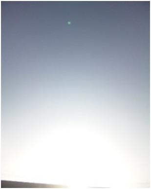 犬達のSOS金星と木星が大接近不思議な流れ星と海・姫ちゃんモーちゃん写真集携帯カメラマンミーママ020