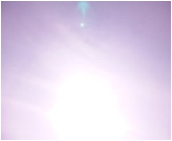 犬達のSOS金星と木星が大接近不思議な流れ星と海・姫ちゃんモーちゃん写真集携帯カメラマンミーママ023