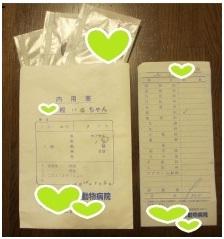 山口県防府保健所大山昌志獣医へロン初めての電話問い合せにミーママ『ドッキドッキは恋かも(爆)』と003