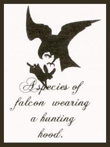 鷹狩りエンブレム