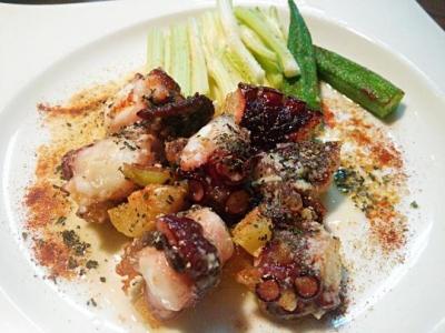 伊太利亜的蛸料理Italian ocutpus cuisine