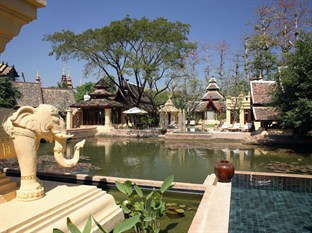 The Dhara Dhevi Hotel Chiang Mai