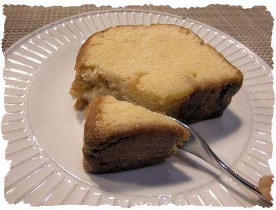 リキュールケーキ