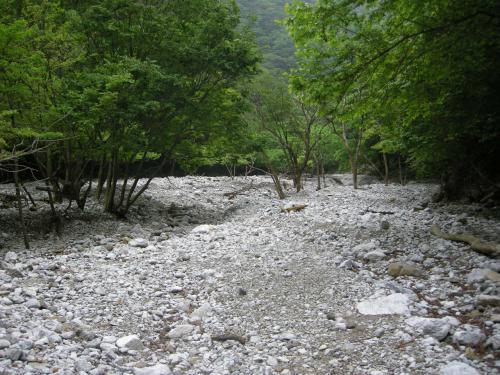 霊仙山3川