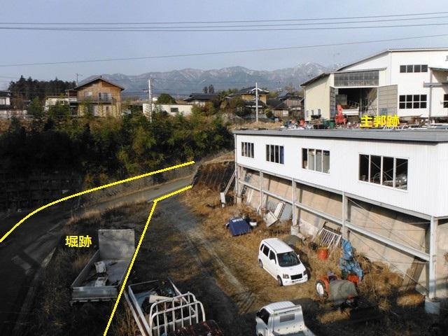 北の城(松川町) (26)
