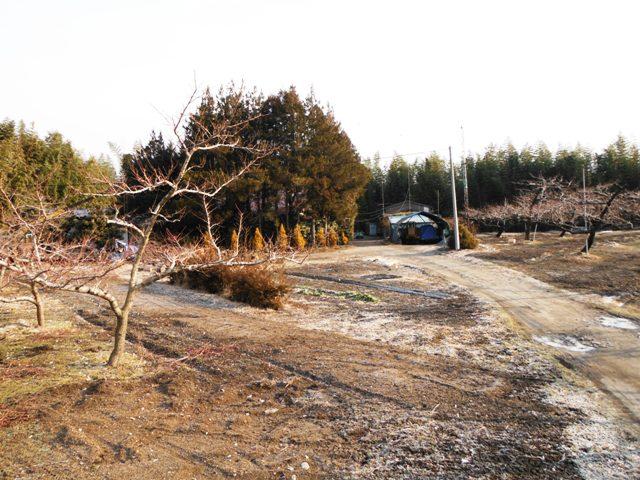 北の城(松川町) (2)