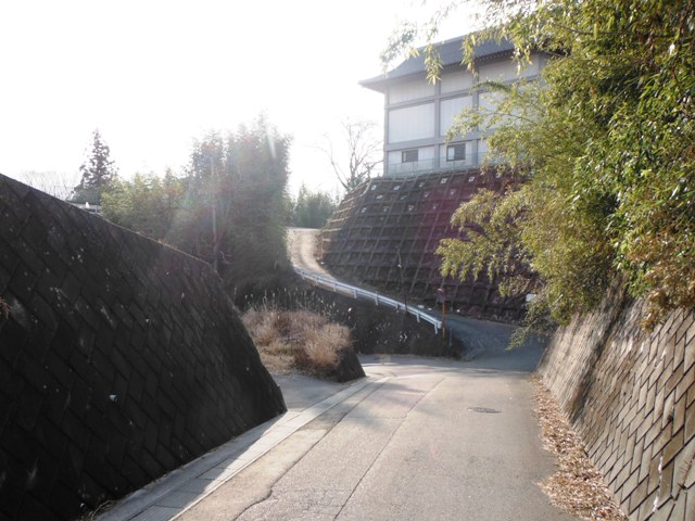 北の城(松川町) (4)