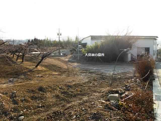 北の城(松川町) (10)